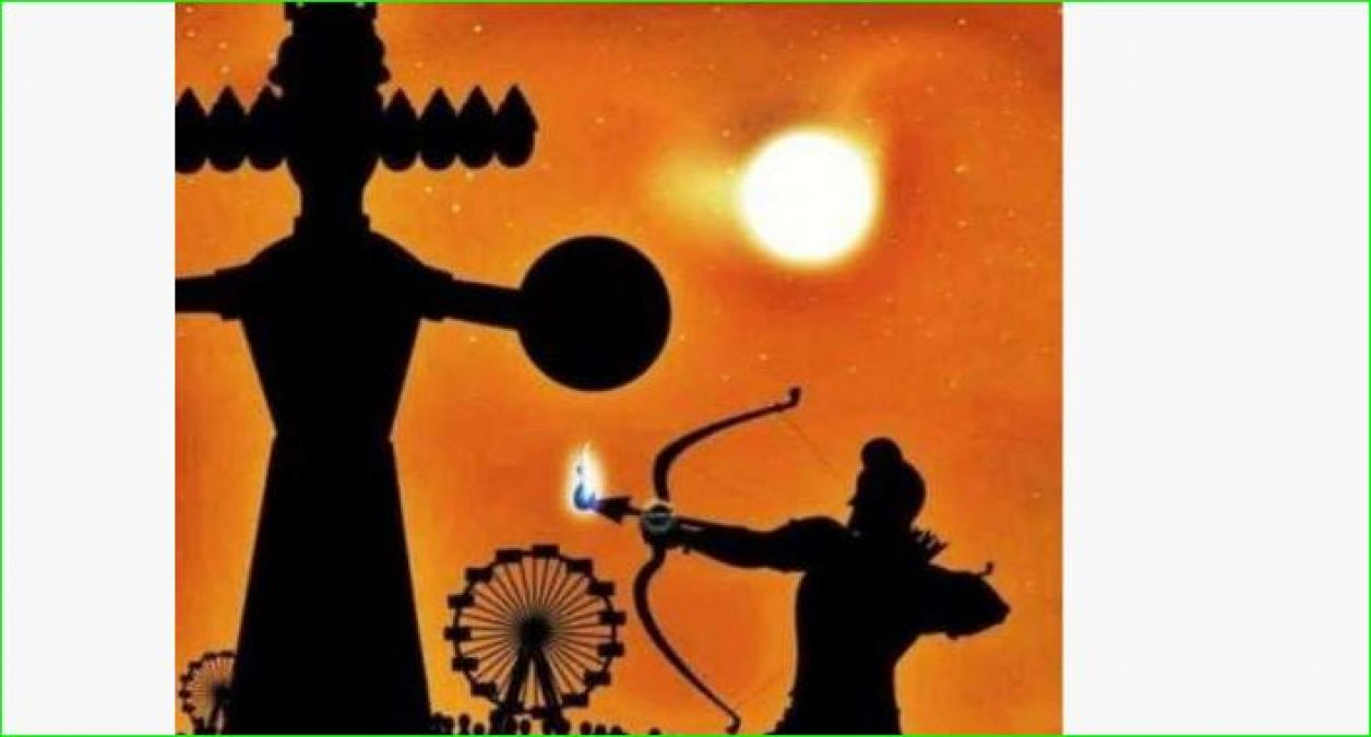 rama-and-ravana-kundli-dosh-jyotish-news-dussehra